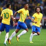 Brazília musí byť jedným z majstrov sveta v roku 2018