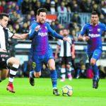 Lionel Messi dosahuje legendárny rekord