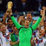 Nemecko oznamuje 2018 majstrovstiev sveta, ktoré obhajujú bonusy